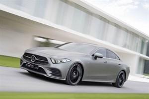 Mercedes CLS 350D (2925 см³) (286 л.с.) C257
