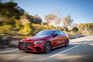 Mercedes CLS 450 4MATIC (2999 см³) (367 л.с.) C257