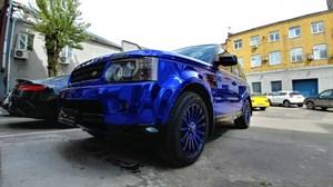 Land Rover Range Rover Sport 5.0 V8 (375 л.с.)