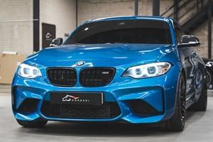 BMW M2 F87 M2 (370 л.с.)