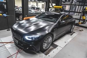 Mercedes AMG GT53 3.0 4MATIC+ (435 л.с.) двигатель M256