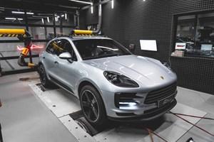 Porsche Macan 3.0 Bi-Turbo (354 л.с.)