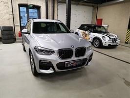 BMW X3 G01/G08   xDrive 30i (249 л.с.)