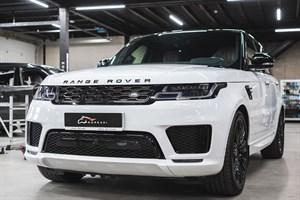 Land Rover Range Rover Sport 5.0 V8 Supercharged SVR (575 л.с.)