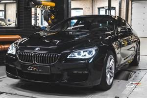 BMW Series 6 F12/F13/06 650i - valvetronic (449 л.с.)