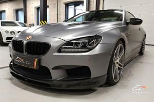 BMW Series 6 F12/F13/06 M6 V8 Bi-Turbo (560 л.с.)