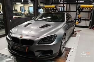 BMW Series 6 F12/F13/06 M6 Competition - 4.4 Bi-T (600 л.с.)