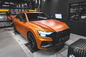 Audi Q8 3.0 45 TDI (249 л.с.)