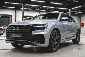 Audi SQ8 4.0 V8 TDI (435 л.с.)