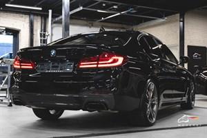 BMW Series 5 G3x M550d (400 л.с.)