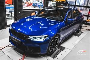 BMW M5 4.4 V8 Bi-Turbo (600 л.с.)