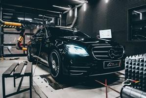 Mercedes E 200 (197 л.с.) W213
