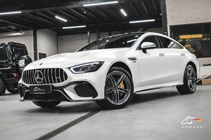 Mercedes AMG GT 4.0 AT 63 4MATIC+ (585 л.с.) двигатель M178