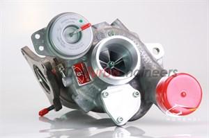 Гибридный турбокомпрессор - TTE450+ AMG UPGRADE TURBOCHARGER для MERCEDES AMG A45 / CLA / GLA с двигателем M133