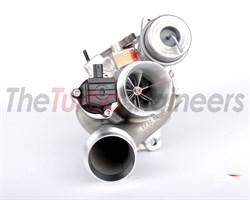 Гибридный турбокомпрессор - TTE550 AMG UPGRADE TURBOCHARGER для MERCEDES AMG A45 / CLA / GLA с двигателем M133