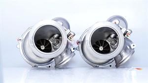 Гибридный турбокомпрессор - TTE760+ UPGRADE TURBOCHARGERS для MERCEDES AMG V8 Biturbo 4.0 M177/178 E63 C63 G63 GT GTS S GLC