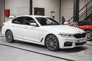 BMW 5 Series (G3x) M550i (530 л.с.)