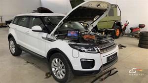 Land Rover Evoque 2.0 TD4 (150 л.с.)