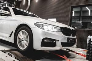 BMW 5-Series 520D G3x (163 л.с.)