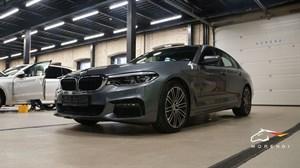BMW Series 5 G3x 525d (211 л.с.)