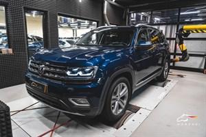 Volkswagen Atlas / Teramont 2.0 TSI (220 л.с.)