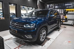Volkswagen Atlas / Teramont 2.0 TSI (238 л.с.)