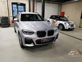 BMW X3 G01/G08 xDrive 20d (163 л.с.)