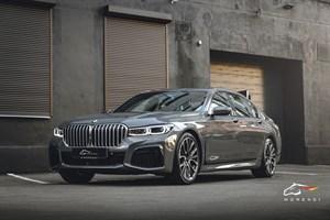 BMW Series 7 G11/G12 740d (320 л.с.)