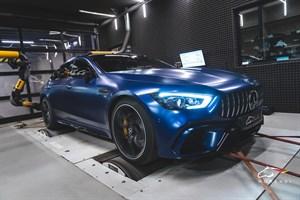 Mercedes AMG GT 63S 4.0 V8 4MATIC+ (639 л.с.) двигатель M178