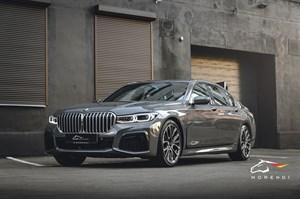 BMW Series 7 G11/G12 730d (249 л.с.)