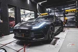 Jaguar F-Type / S / Project 7 5.0 V8 Supercharged (550 л.с.)