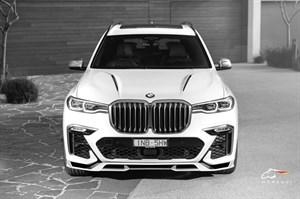Аэродинамический обвес GRT для BMW X7 G07