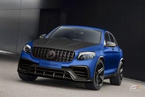 Аэродинамический обвес Mercedes GLC Coupe INFERNO