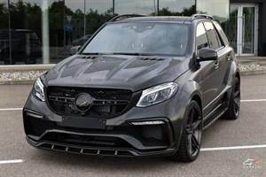 Аэродинамический обвес Mercedes GLE wagon INFERNO
