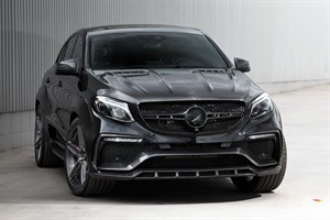Аэродинамический обвес Mercedes GLE coupe INFERNO