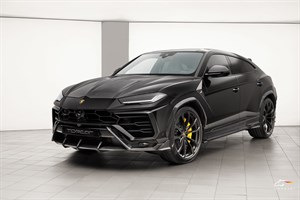 Аэродинамический обвес Lamborghini URUS