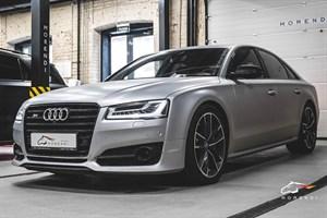 Audi S8 Plus - 4.0 TFSI (605 л.с.)