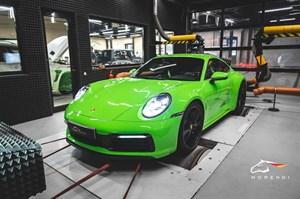 Porsche 911 992 3.0T (480 л.с.)