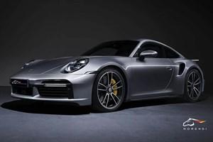 Porsche 911 992 3.8 Bi-Turbo (580 л.с.)