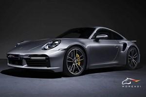 Porsche 911 992 3.8 Bi-Turbo S (650 л.с.)