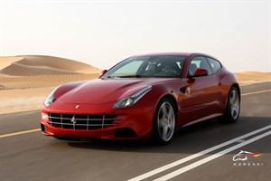 Ferrari FF 6.3 V12 (660 л.с.)