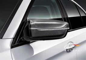 Карбоновые накладки на зеркала M Performance для BMW M5 F90