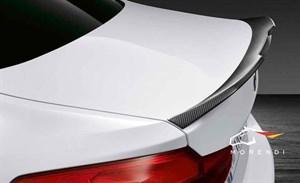 Карбоновый M Performance спойлер для BMW 5 G30/M5 F90