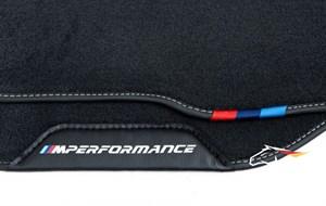 Ножные коврики M Performance для BMW 5 G30 и M5 F90