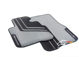 Ножные передние коврики M Performance для BMW 4-серии F32