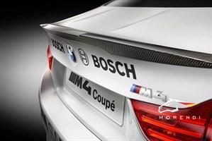 Карбоновый задний спойлер M Performance для BMW M4 F82