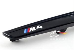 Накладки на крылья, черные глянцевые M Performance BMW M4 F82