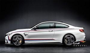 Акцентные полосы M Performance для BMW M4 F82
