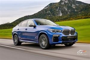 BMW X6 G06 M50d (400 л.с.)