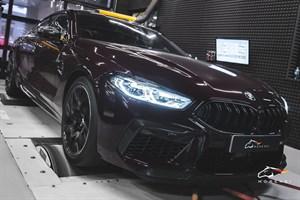 BMW M8 F91 Competition 4.4 V8 Bi-Turbo (625 л.с.)
